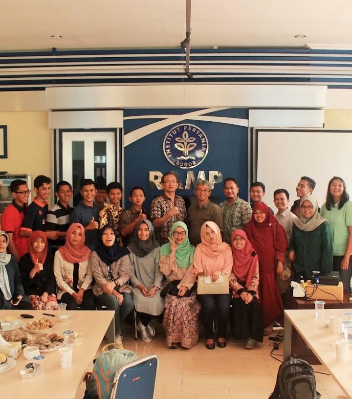 Para peserta adalah mahasiswa yang meminati bisnis dengan membuat inovasi. (Foto RAMP)